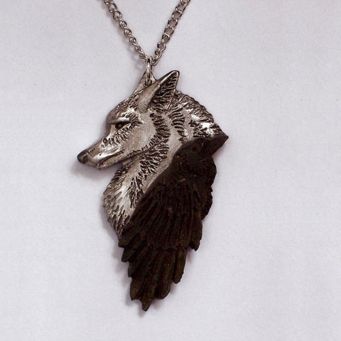 Image of Ravenwolf Necklace TH10 - 1st Iceland