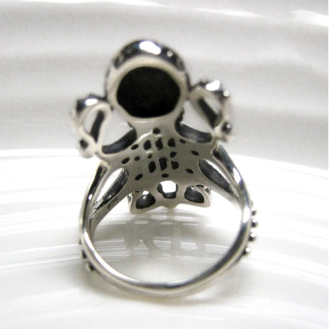 Enchanted Octopus Ring TH19 - 1st Iceland