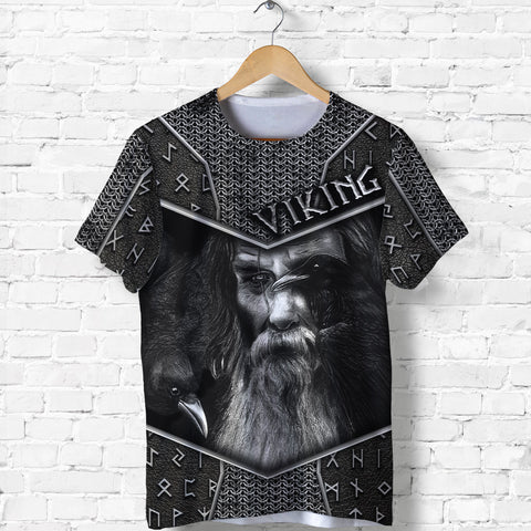 1stIceland Viking T-Shirt Odin Armor TH12 - 1st Iceland