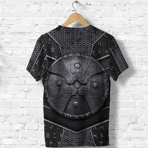 Image of 1stIceland Viking T-Shirt Odin Armor | 1sticeland.com