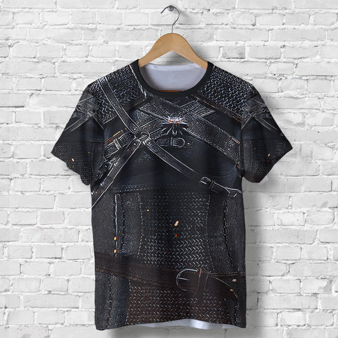 1stIceland T-Shirt, 3D Witcher Armor TH00 - 1st Iceland