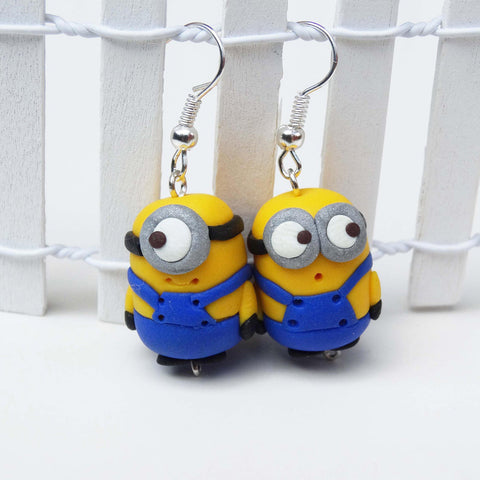 Minions Earrings TH19