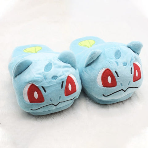 Bulbasaur House Slippers TH19 - 1st Iceland