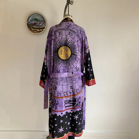 Image of Astrology Mandala Robe TH19 - 1st Iceland