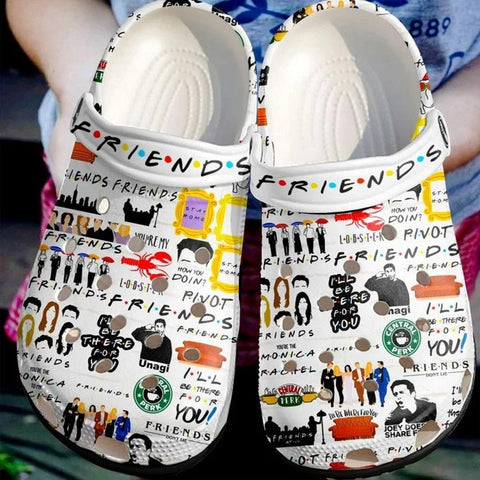 Friends Crocband Crocs Shoes TH17