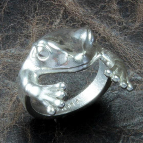 Image of Frog Hug Ring TH19 - 1st Iceland