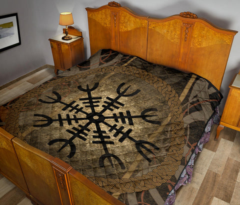1stIceland Viking Premium Quilt, Helm Of Awe K5 - 1st Iceland