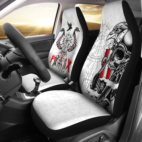 1stIceland Viking Car Seat Covers Drakkar TH12 - 1st Iceland