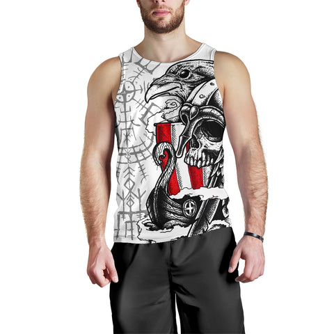 Image of 1stIceland Viking Men's Tank Top Drakkar TH12 - 1st Iceland