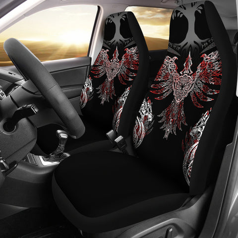 1stIceland Viking Car Seat Covers, Raven Th00 - 1st Iceland