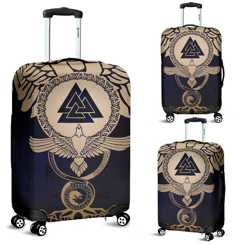 1stIceland Viking Luggage Covers, Wolf Celtic Galaxy J1 - 1st Iceland