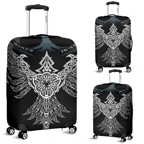 1stIceland Viking Luggage Covers , Raven Th00 - 1st Iceland