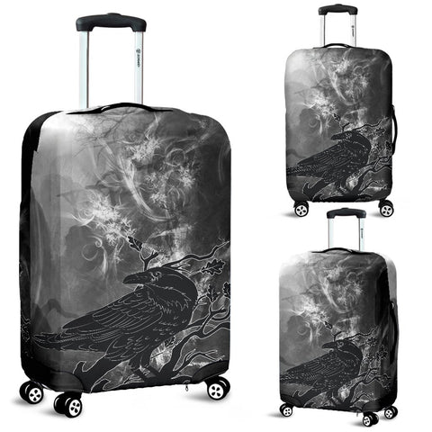 1stIceland Viking Luggage Cover, Odin's Raven A2 - 1st Iceland