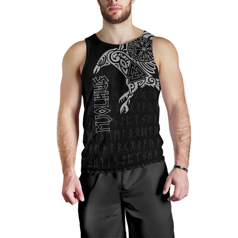 Viking Men's Tank Top Product Type - 1st Iceland