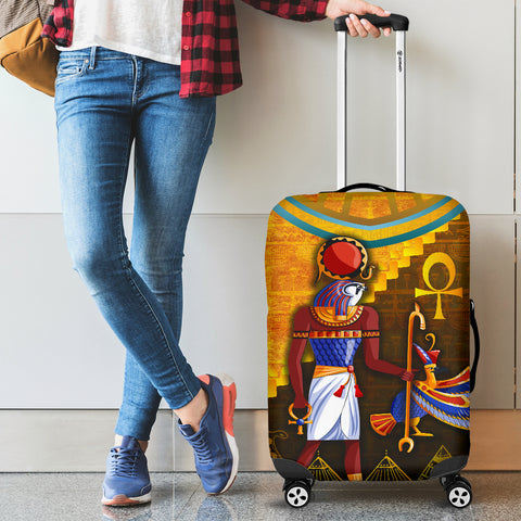 Image of 1stIceland Ra Luggage Covers Egyptian God K8 - 1st Iceland