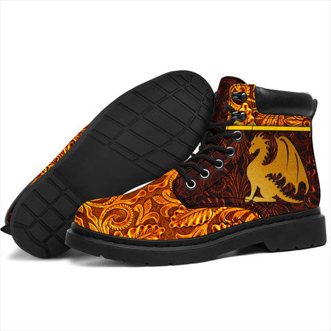 1stIceland Premium Dragon Boots For Men And Women - All Season Boots TH12 - 1st Iceland