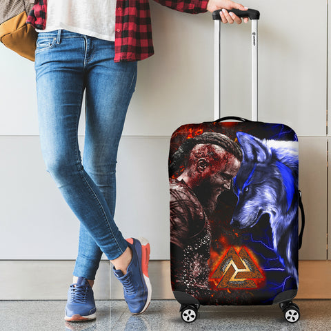 1stIceland Viking Luggage Covers Ragnar and Wolf | 1stIceland.com