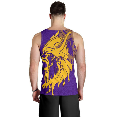 Vikings Men's Tank Top TH4 - 1st Iceland