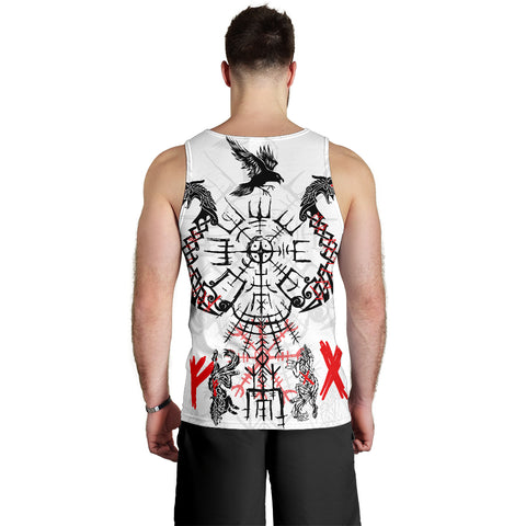 1stIceland Viking Men's Tank Top Drakkar | 1stIceland.com