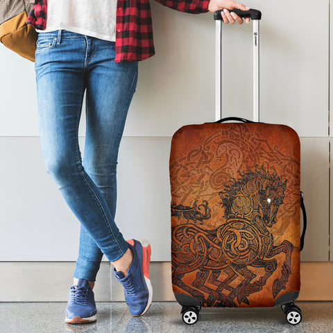 Image of 1stIceland Viking Sleipnir Luggage Cover TH4 - 1st Iceland
