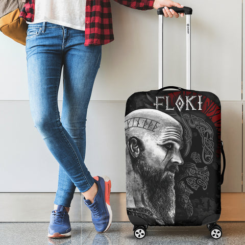 1stIceland Viking Floki Luggage Covers TH12 - 1st Iceland