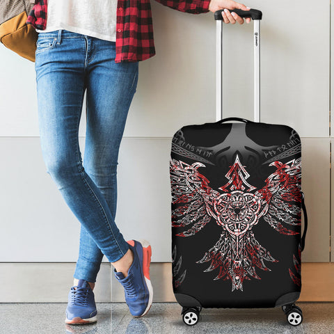 1stIceland Viking Luggage Covers, Raven Th00 - 1st Iceland