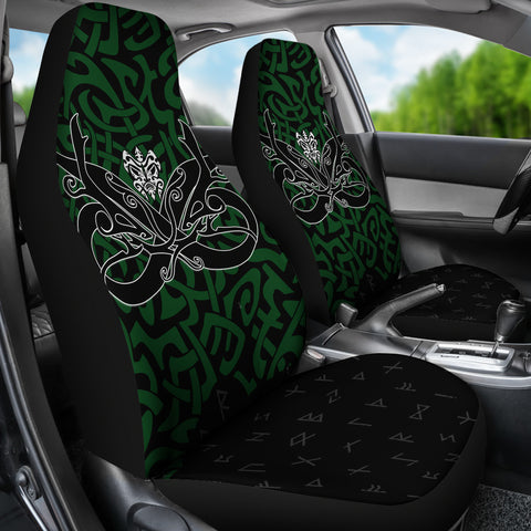Image of 1stIceland Car Seat Covers, Celtics Dragon Tattoo Th00 - 1st Iceland