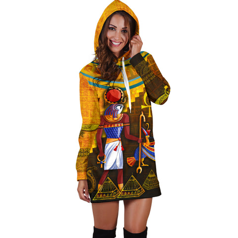 Image of 1stIceland Ra Women Hoodie Dres Egyptian God K8 - 1st Iceland