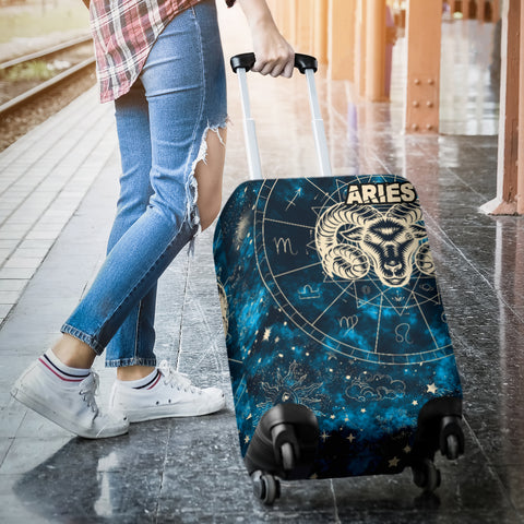 Image of 1stIceland Aries Luggage Covers Zodiac | 1stIceland.com