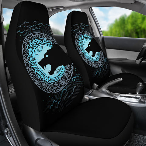 1st Iceland Car Seat Covers Viking Fenrir TH5