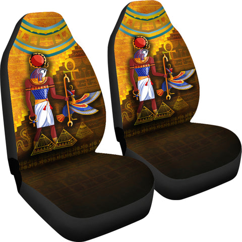 1stIceland Ra Car Seat Covers Egyptian God K8 - 1st Iceland