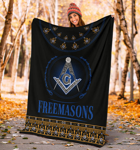 Image of Freemasonry Premium Blanket TH5 - 1st Iceland
