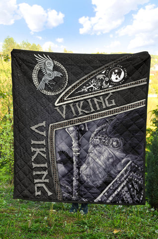 1st Iceland Viking God Metal Premium Quilt TH12 - 1st Iceland