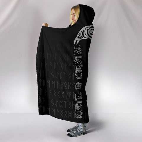 Viking Hooded Blanket Product Type