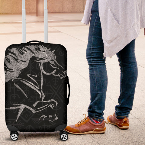 1stIceland Viking Luggage Covers, Icelandic Horse Coat Of Arms K4 - 1st Iceland