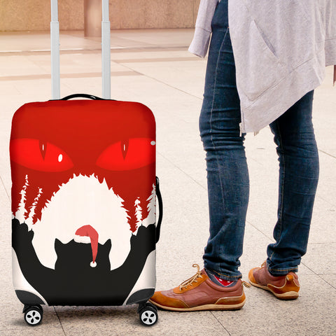 1stIceland Luggage Cover, Yule Cat 02 - 1st Iceland