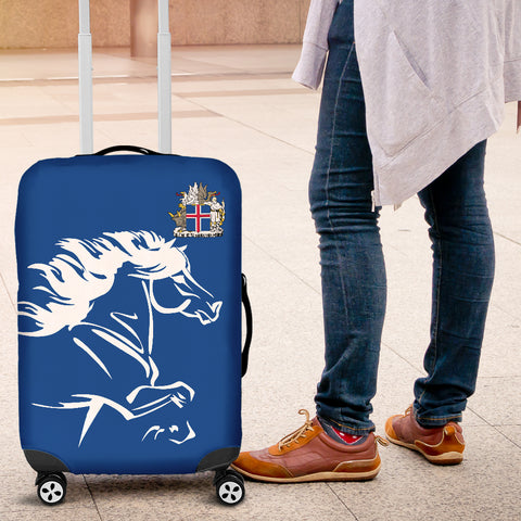 1stIceland Luggage Covers, Icelandic Horse Coat Of Arms K4 - 1st Iceland