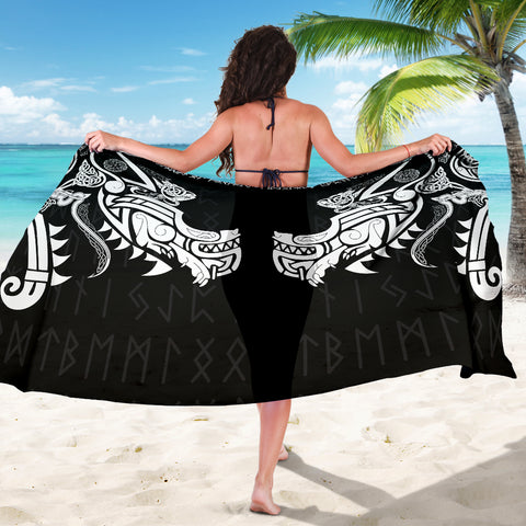 1stIceland Viking Sarong, Fenrir Tattoo The Ragnarok K4 - 1st Iceland