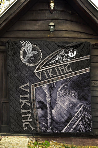 1st Iceland Viking God Metal Premium Quilt TH12