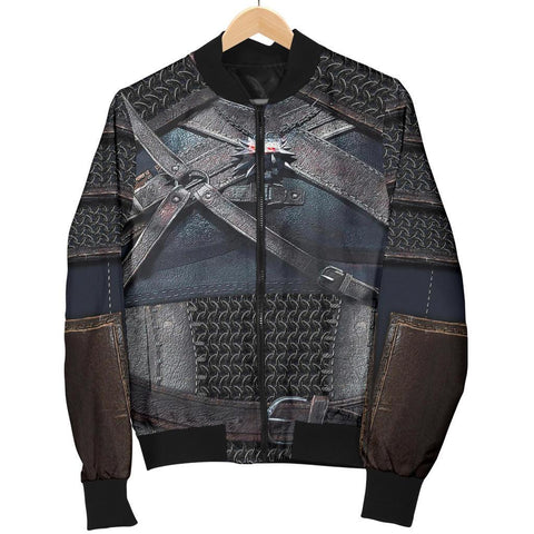 1sticeland Bomber Jacket for Men, New Witcher Armor TH00 - 1st Iceland
