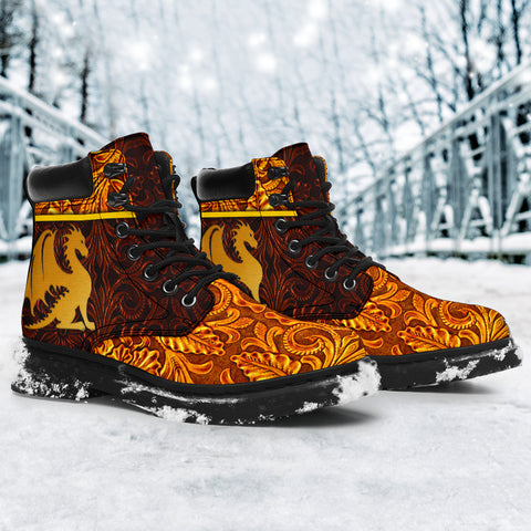 Image of 1stIceland Premium Dragon Boots For Men And Women - All Season Boots TH12 - 1st Iceland