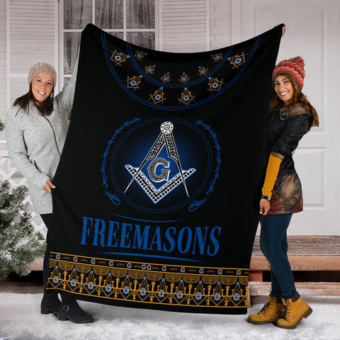 Freemasonry Premium Blanket TH5 - 1st Iceland