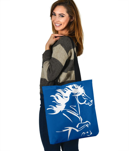 1stIceland Tote Bag, Icelandic Horse Coat Of Arms K4