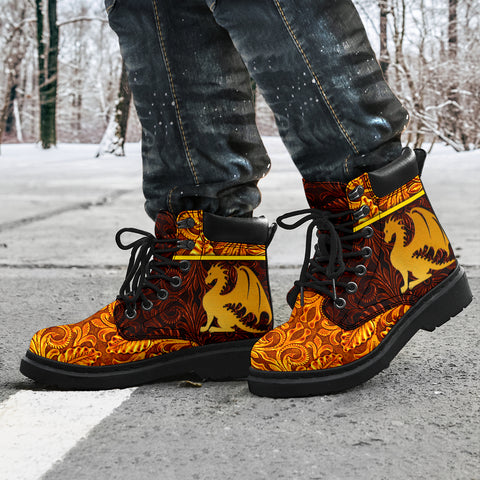 1stIceland Premium Dragon Boots For Men And Women TH12 - 1st Iceland