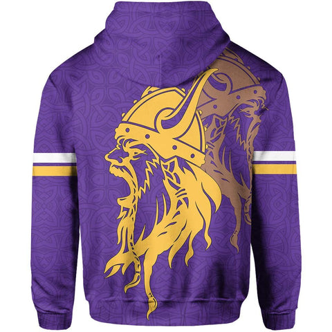 Image of Vikings Zip-Hoodie TH4 - 1st Iceland
