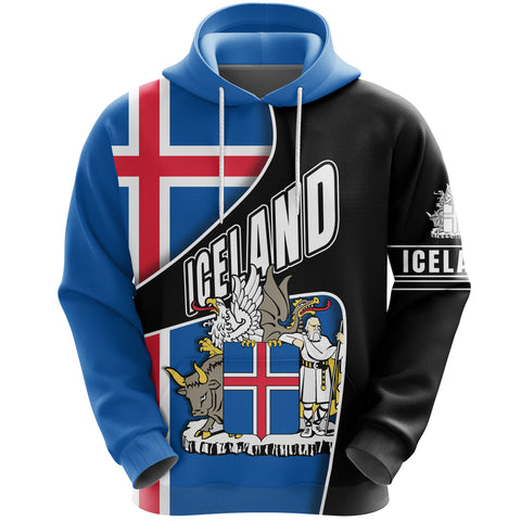 1stIceland Hoodie, Heart and Soul Pullover Hoodie K5 - 1st Iceland