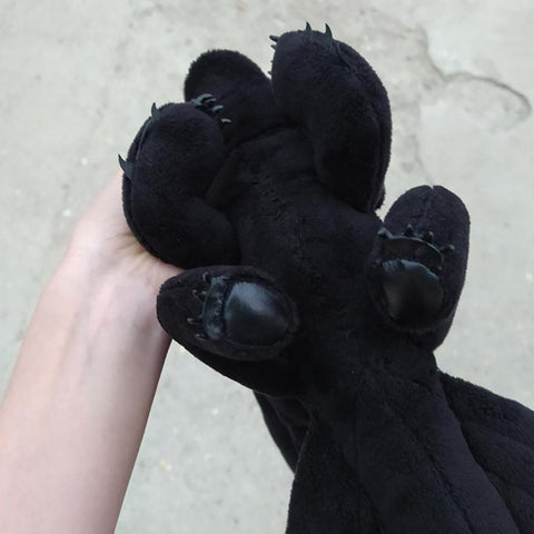 Image of Night Fury Toothless Plushie TH10 - 1st Iceland