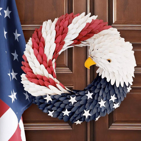 American Eagle Wreath - 1st Iceland