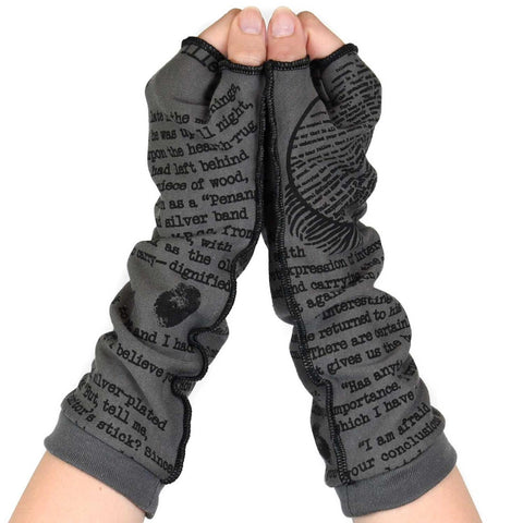 Sherlock Holmes Writing Gloves TH19
