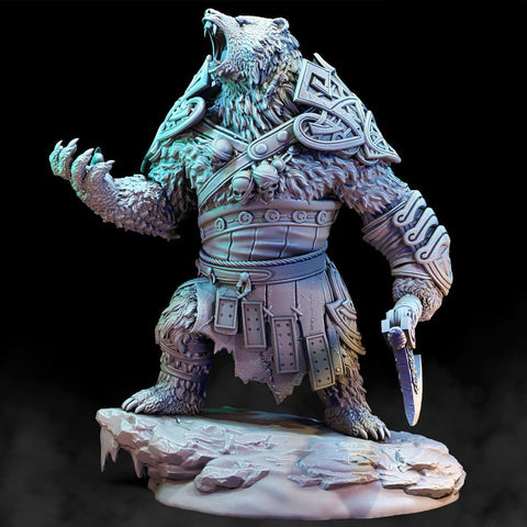 3D Viking, Armored Bear Vanguard Viking K2 - 1st Iceland
